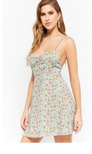 NWT Floral Slip Dress